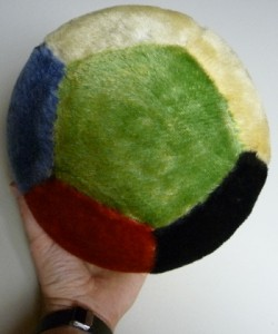 Fuzzy Dodecahedron