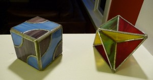 Stained Glass Models